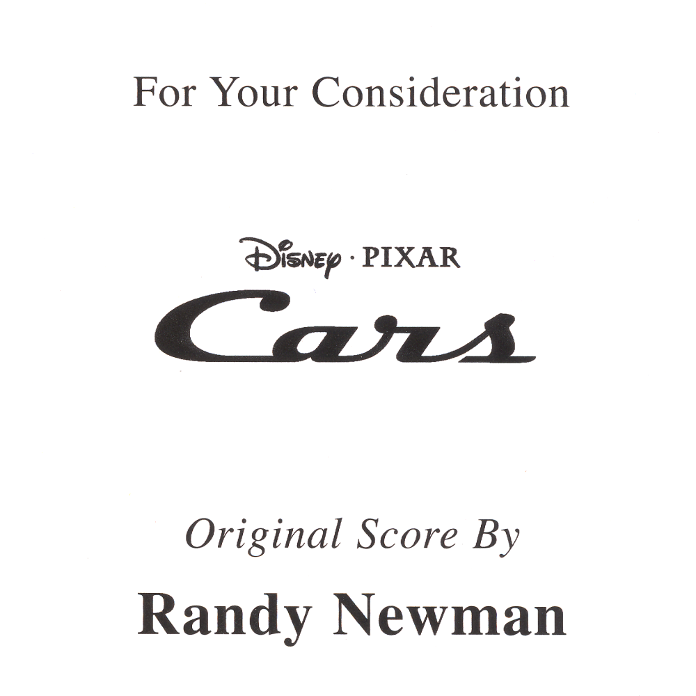 Cars (For Your Consideration Promo)