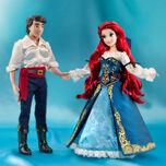 Disney Fairytale Designer Collection - Ariel and Eric Dolls