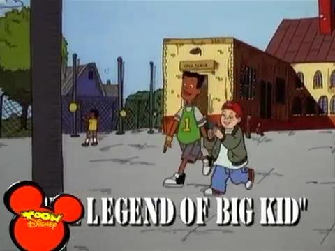 The Legend of Big Kid