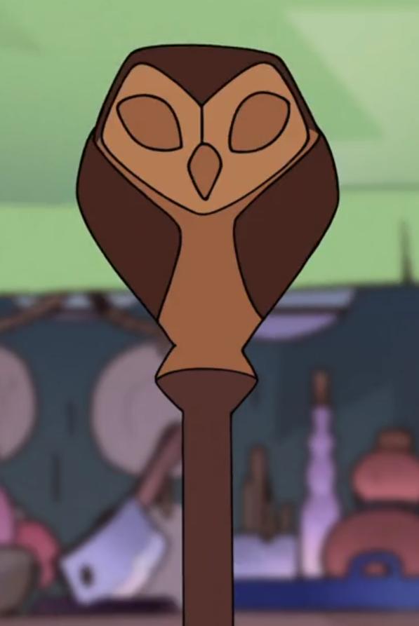 Owl Staff