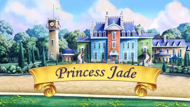 A Princesa Jade