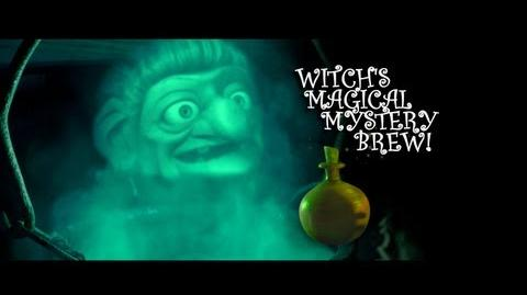Solve Your Problems with Witch's Magical Mystery Brew!