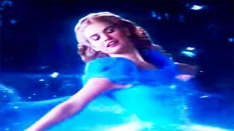 The Cinderella Trailer Gets Animated - Oh My Disney