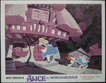 Alice in wonderland 1974 lobby card
