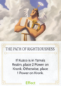 DVG The Path of Righteousness