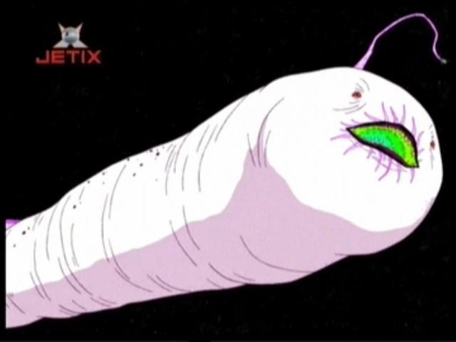 Dark One Worm