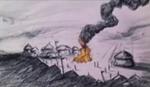 Destroyed village beginning3