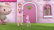 Dress up daisy and her poodle piper2