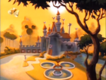 I Oughta Be in Toons - Mickey's Manison during Day