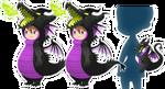 Maleficent Costume Kingdom Hearts χ