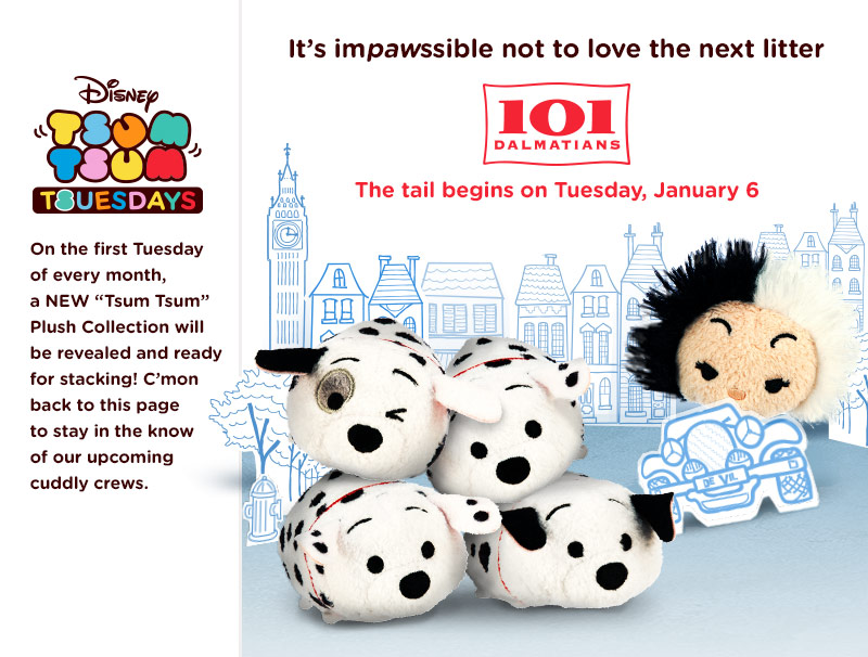 Tsum Tsum/Promotional Material