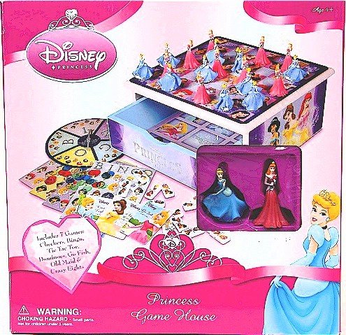 Princess Game House