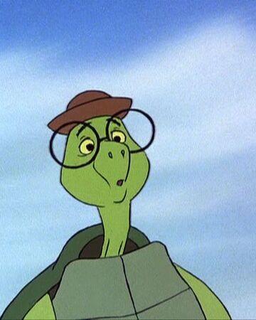 toby turtle | disney wiki | fandom  disney wiki - fandom