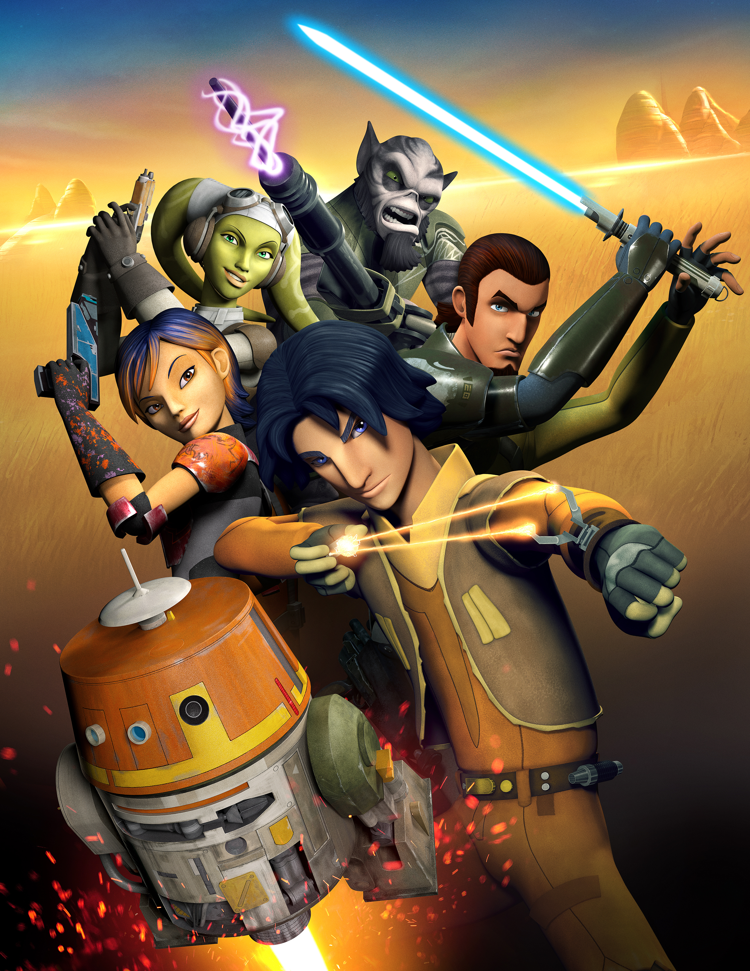 Ezra Bridger/Gallery
