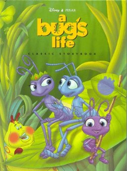 A Bug's Life (Classic Storybook)