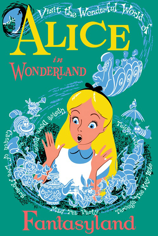 Alice in Wonderland (attraction)