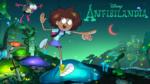 Amphibia - Artwork for Disney+ (Spain)