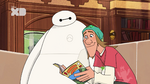 Baymax and Fred 3