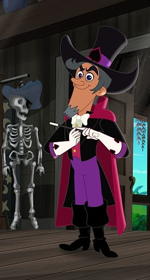 Beardini the Pirate Magician