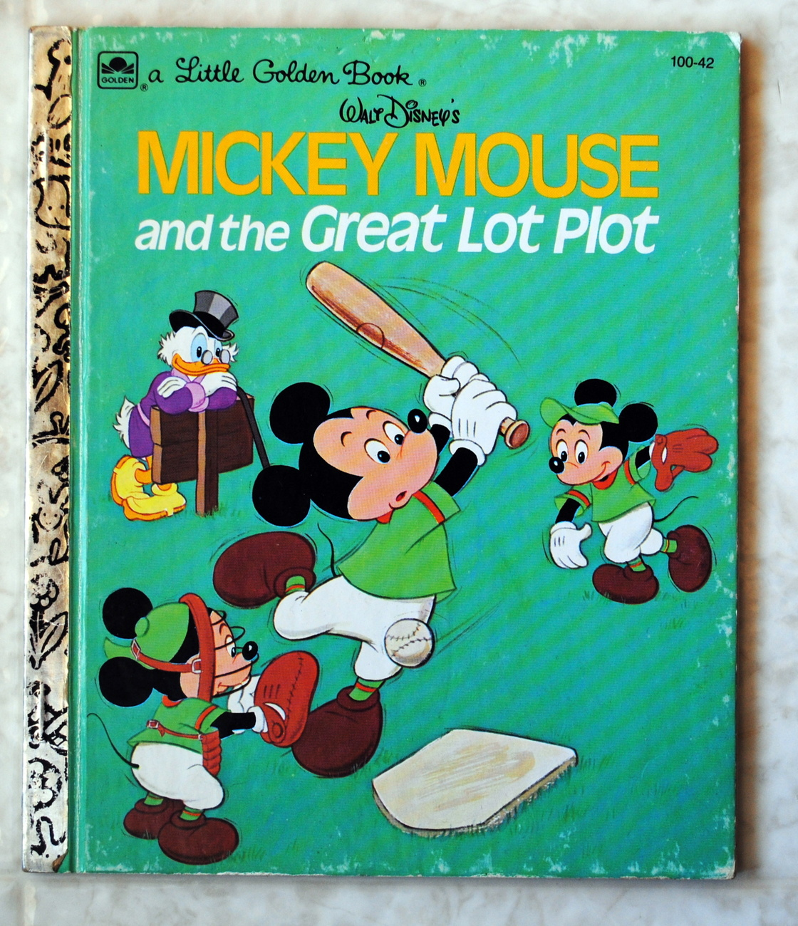 Mickey Mouse and the Great Lot Plot