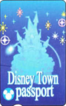 Disney Town Pass IV
