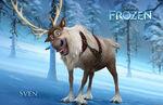 Frozen Banner Sven