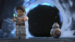 Gateway opens - The LEGO Star Wars Holiday Special