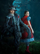 ITW-Wolf and Red Riding Hood