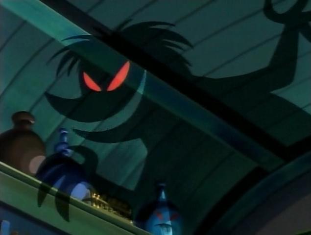 Magica's Shadow