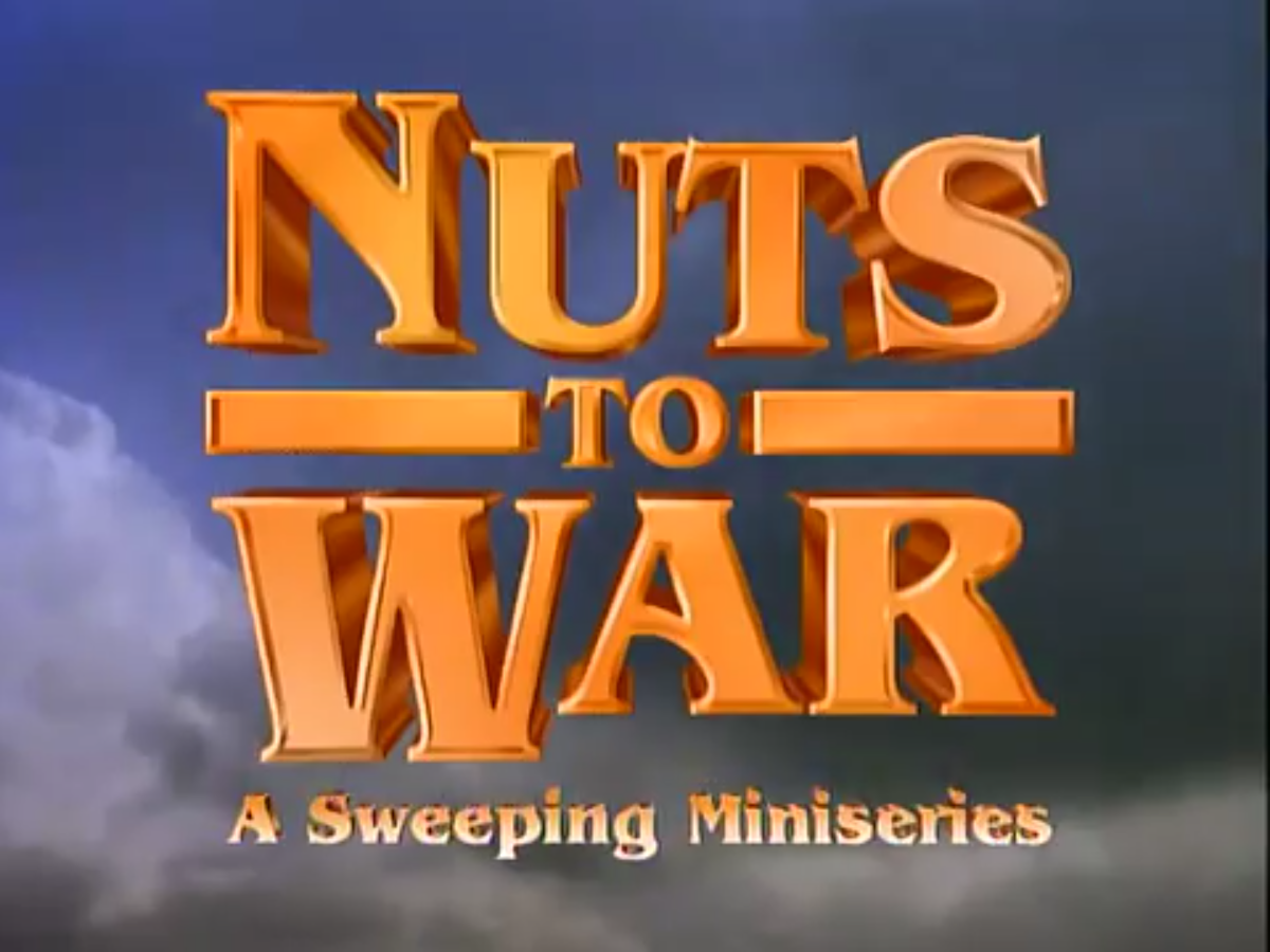 Nuts to War