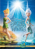 Secret of the Wings DVD cover