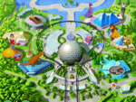 The Walt Disney World Explorer - Future World