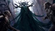 Thor Ragnarok - Concept Art - 2
