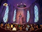 Timon on trial