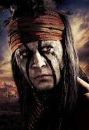 Tonto Textless Poster II