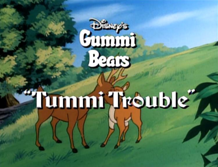 Tummi Trouble