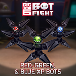 Big Hero 6 Bot Fight XP Bots