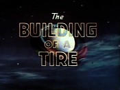 The Building of a Tire