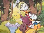 Donald and Grandma