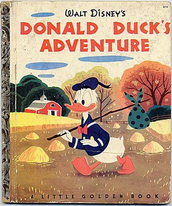 Donald Duck's Adventure