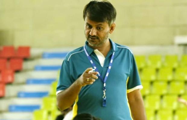 Coach Pramod Kadam
