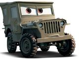 Sargento (Carros)