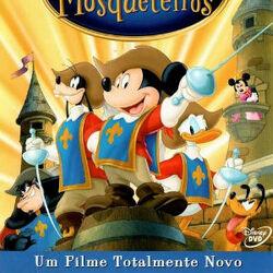 Mickey, Donald e Pateta: Os Três Mosqueteiros
