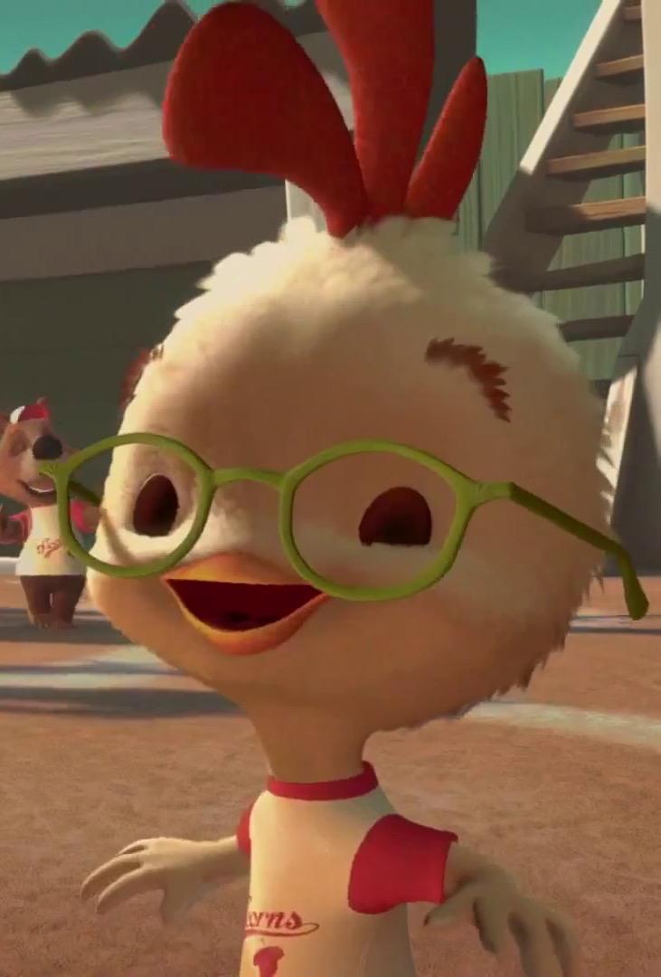 Chicken Little (character)