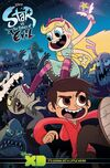 Star vs the forces of evil poster