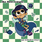 The First Temple sixth promo