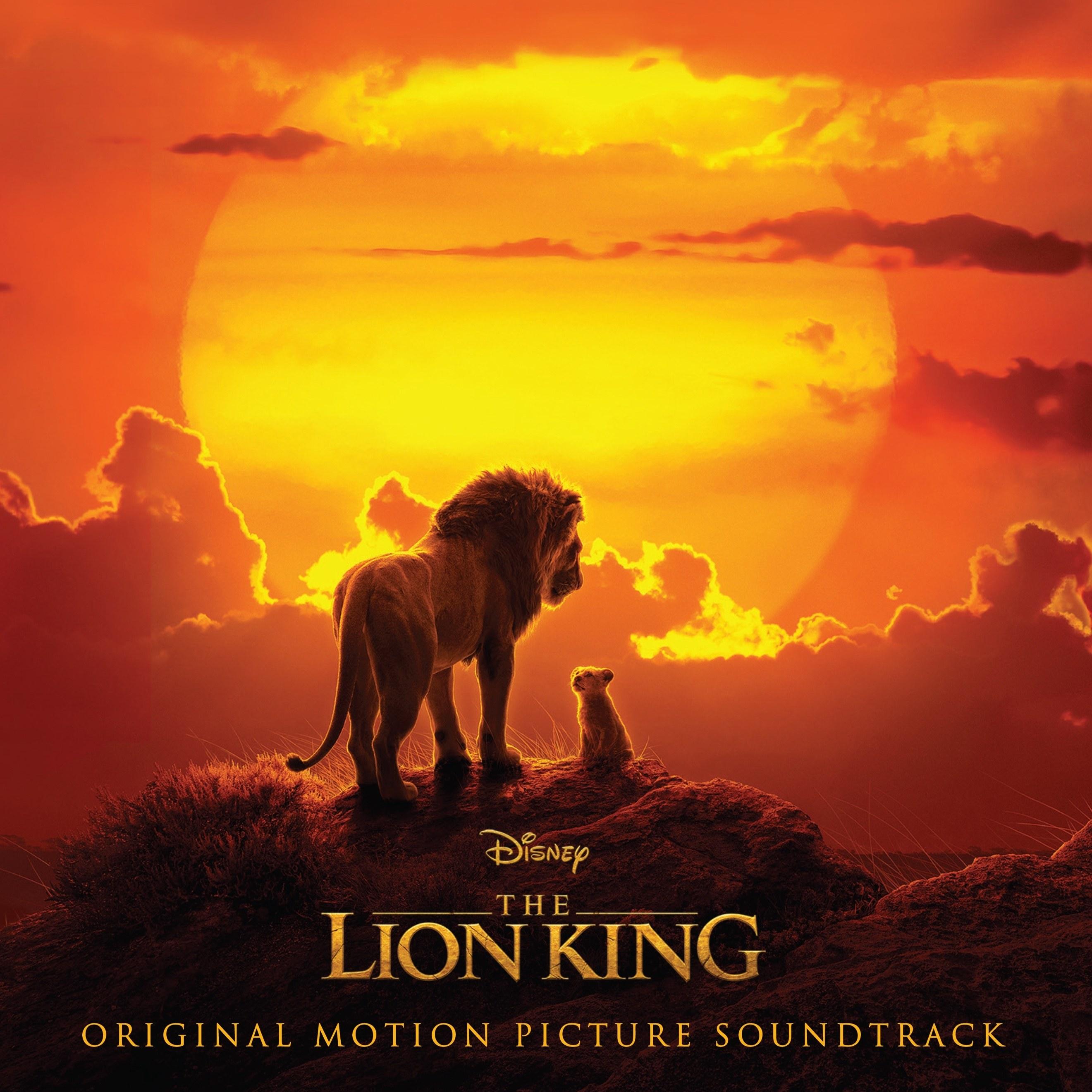 O Rei Leão (trilha sonora de 2019)