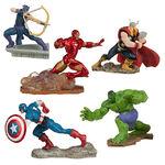 Avengers Assemble Figure Play Set 1