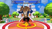 Beast Disney Magic Kingdoms Welcome Screen