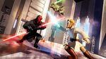 Disney Infinity Darth Maul VS Obi Wan and Yoda